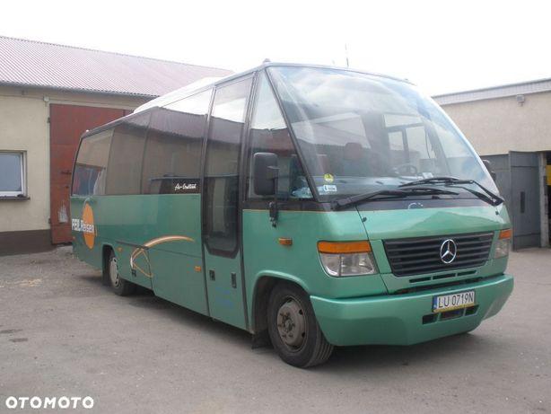 Mercedes-Benz 815D  Sprzedam 31 miejsc stan bardzo dobry