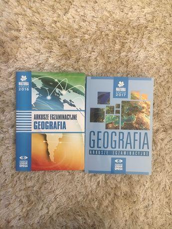 Arkusze maturalne matura geografia OMEGA