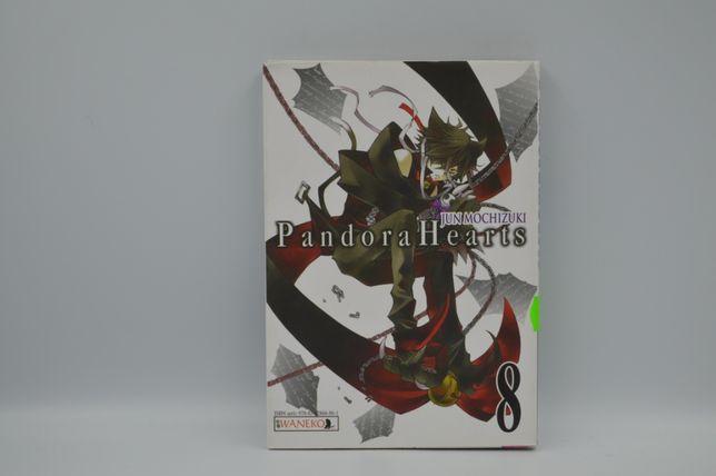 manga anime pandora hearts tom 6