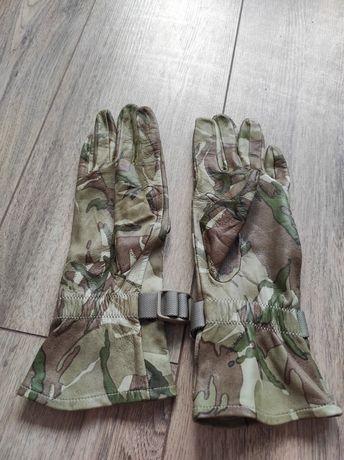 Skórzane rękawiczki taktyczne MTP