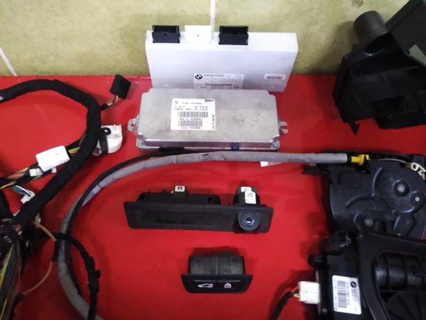 BMW F31 elektryczna klapa kamera soft close komplet doposażenie