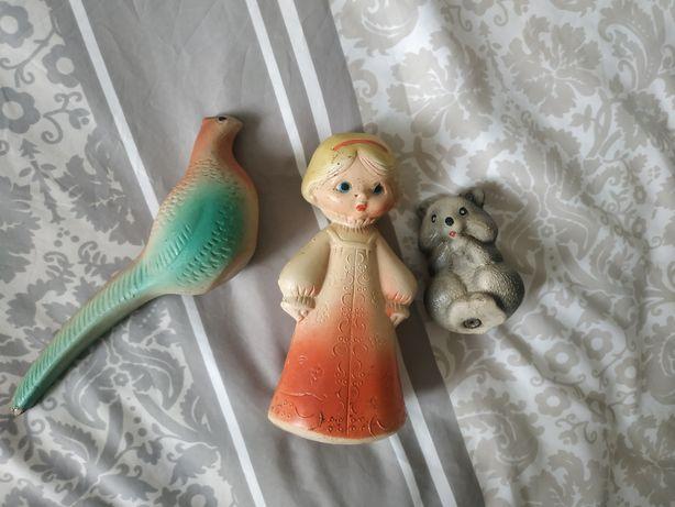 Игрушки резиновые СССР
