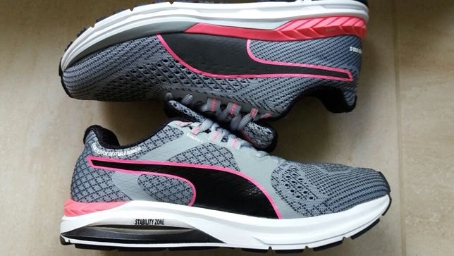 Buty sportowe dla dziewczynki Puma Speed 600 S rozm. 36 bardzo ładne!