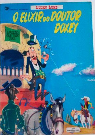 Lucky Luke 4 livros