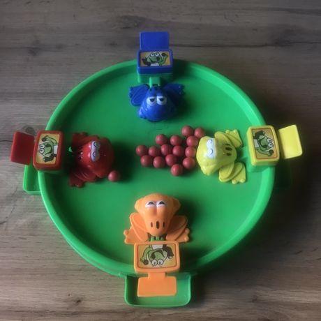 Детская игра Жабки/лягушки