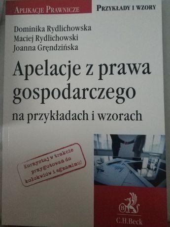 Apelacje z prawa gospodarczego na przykładach i wzorach, Wetoszka