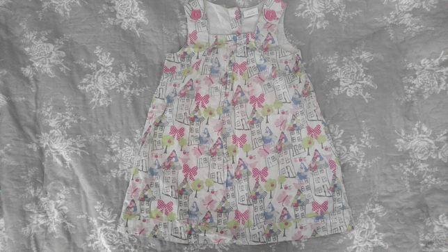 Sukienka Next r.92cm