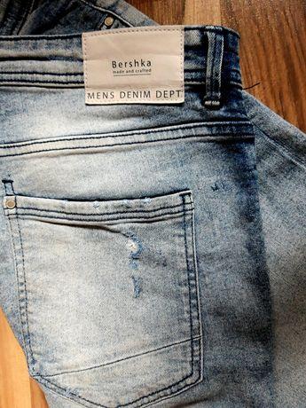 Spodnie Bershka