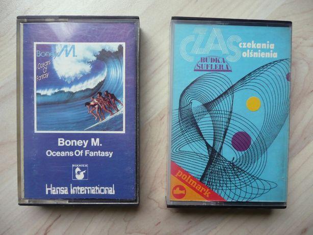 kasety magnetofonowe BONEY M BUDKA SUFLERA czas czekania