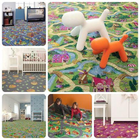 Дитячий коврик. Дитячий килим. Дитяча доріжка. Дитячий ковролін.