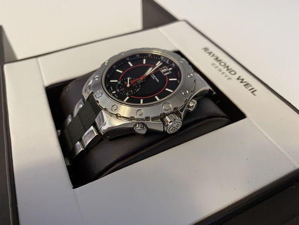 Raymond Weil Sport Chronograph мужские часы swiss made