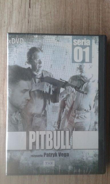 Pitbull. Seria 01 - 2 x dvd Wysyłka gratis!!!