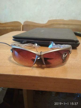 Новые очки.
