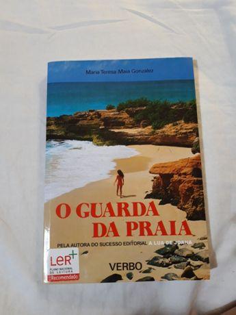 """""""O Guarda da praia"""" de Maria Teresa Maia Gonzalez"""