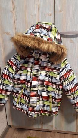 Зимняя курточка joiks