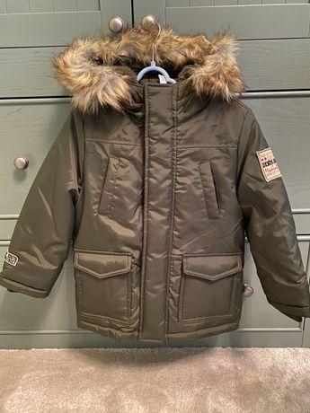 Курточка зимова дитяча Idexe Італія 104 нова, парка,для хлопчика