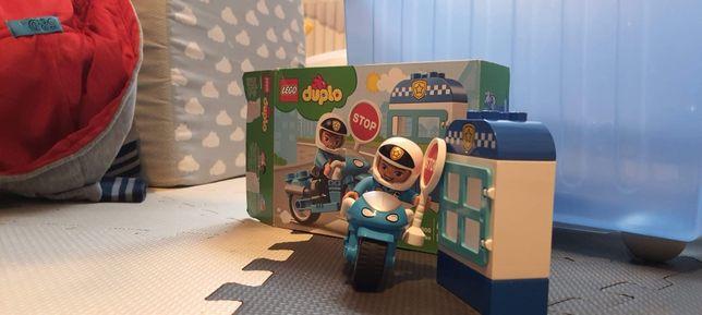 Lego duplo Policja