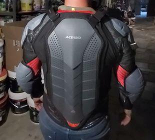 Colete motocross acerbis