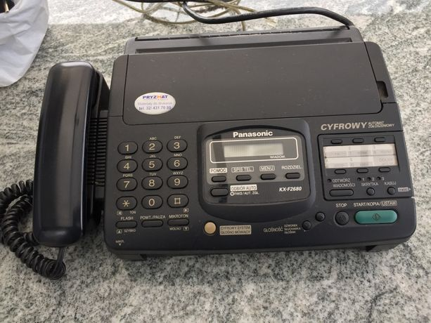Telefon+faks Panasonic