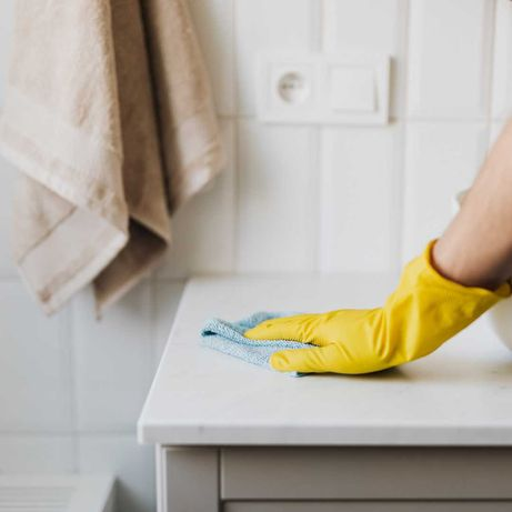 Limpeza de moradias, apartamentos, lojas e escritórios