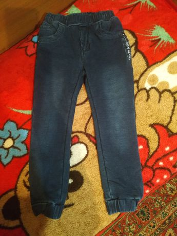 Теплі джинси на хлопчика