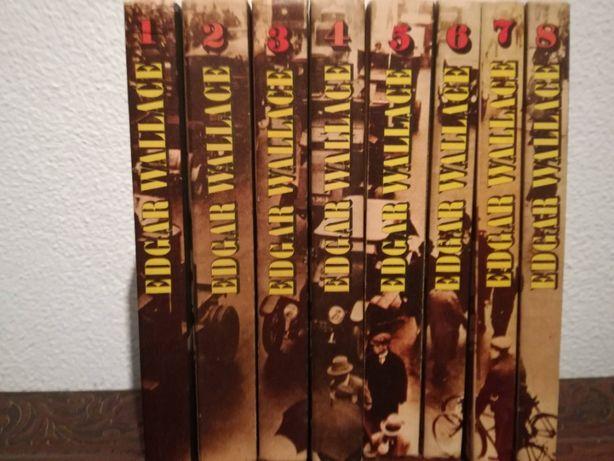Livros Edgar Wallage