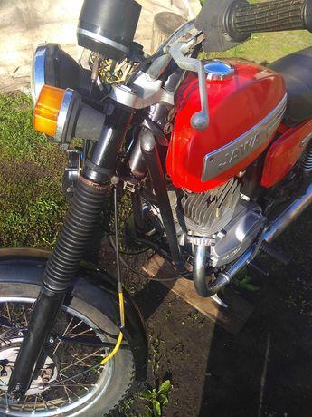 Мотоцикл ЯВА-350