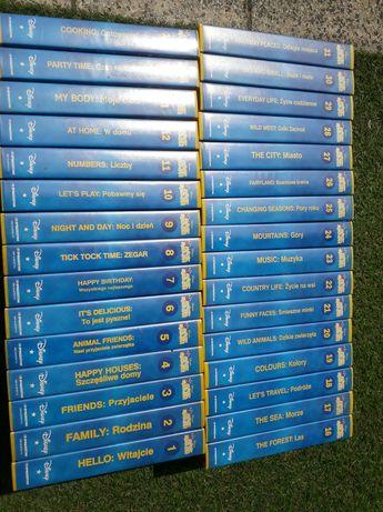 Magic english kasety VHS