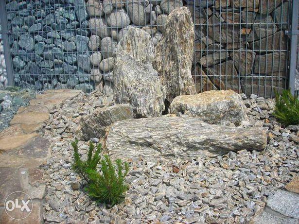 kora kamienna 11-32 gnejs kamień kostka brukowa granitowa żwir ziemia