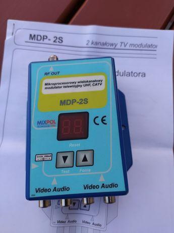 Modulator telewizyjny MDP-2S