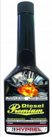 Aditivo p/ Limpeza e tratamento Diesel aumentando rendimento 325 ml