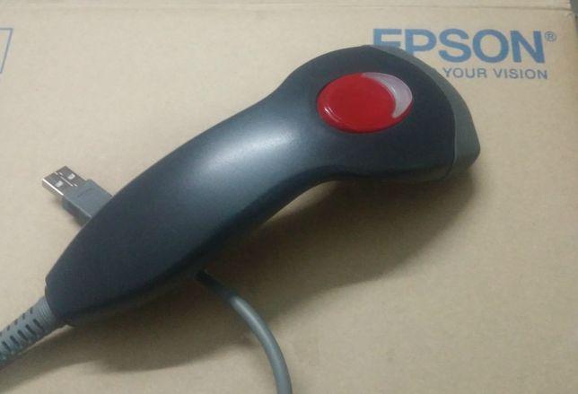 Scanner codigo barras Laser Zebex Z-3001 Usb