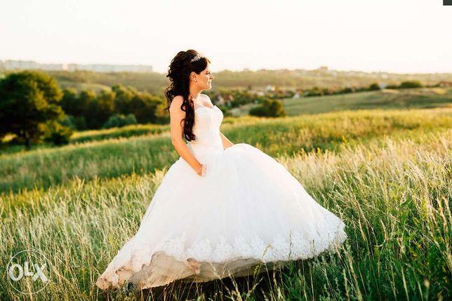 Свадебное платье Hadassa 46-48 р.