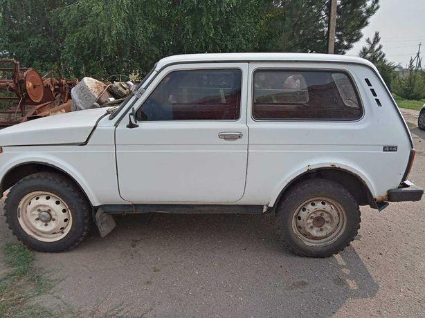 Автомобіль ВАЗ 21213легковий джип   АР3233АХ 1999р.в
