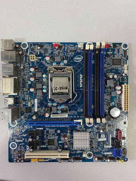 Материнская плата Intel DH67BL