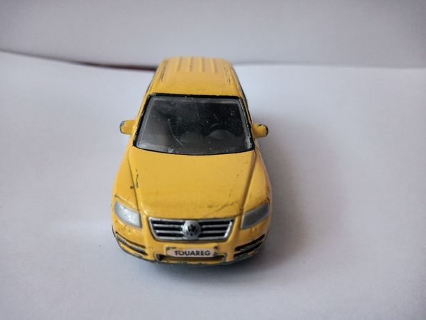 Volkswagen Touareg firmy real toy