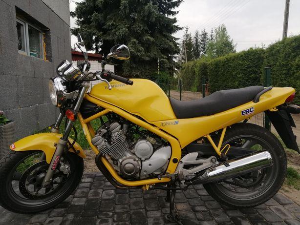 Yamaha xj 600 30tys przebiegu lub zamiana na auto