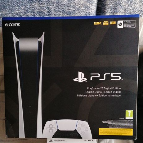 *Reservada*Ps5 playstation digital
