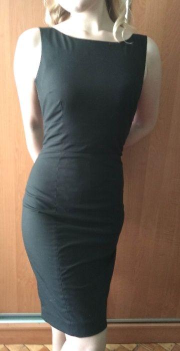 Чорна сукня-футляр / Платье-футляр / Платье-карандаш Черкассы - изображение 1
