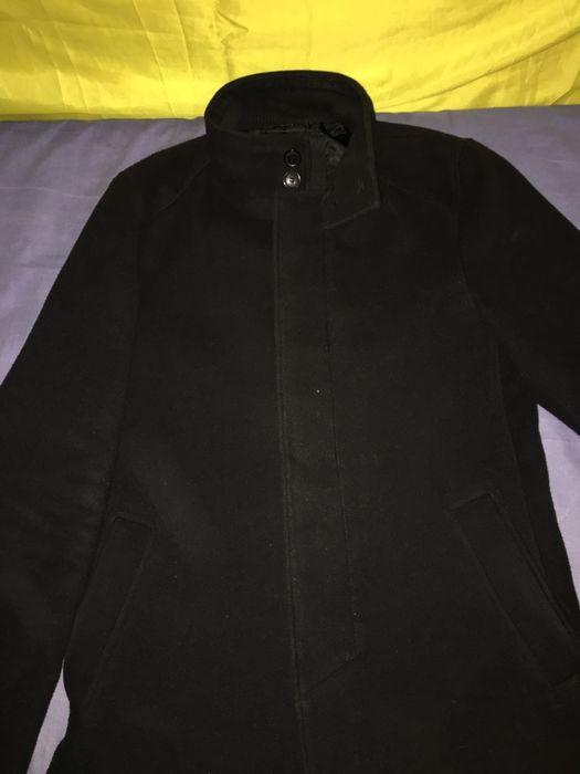Пальто чёрное made in france Харьков - изображение 1