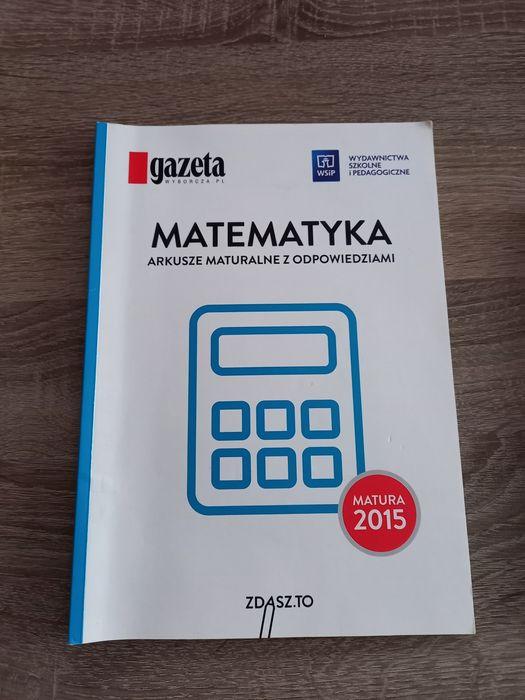 Arkusze maturalne z matematyki Gizałki - image 1