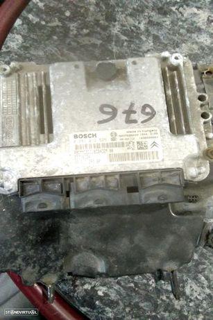 Centralina Motor Peugeot 206 Sw (2E/K)