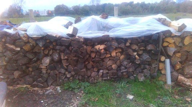 sprzedam drzewo drewno opałowe, kominkowe