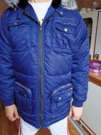 куртка на подроста на 168-173 см.хорошее состояние