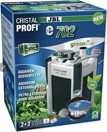 Filtr akwarystyczny CristalProfi e702