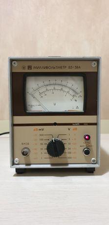 Милливольтметр - В3-38А
