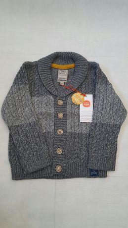 Sweterek 92 rozpinany Cool Club nowy
