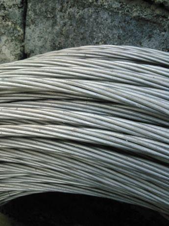 алюмінієвий провід, алюмінієвий дріт, кабель ас70