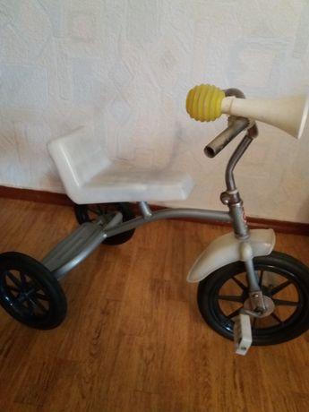 Велосипед детский СССР.