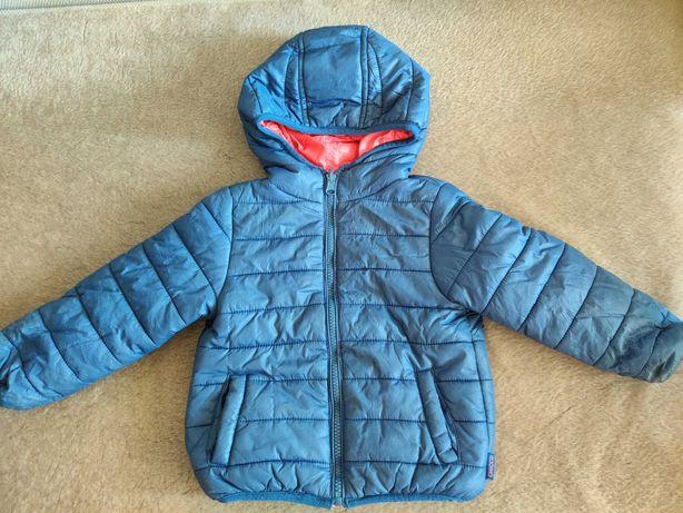 Куртка Chicco двусторонняя (размер 98)